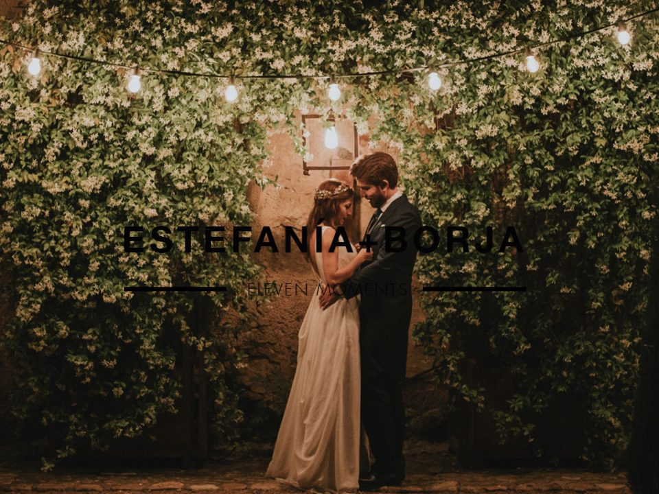Eleven-Moments - Weddings - Films - Videos de boda - Videographer - Videografo - wedding videography - wedding -video - bodas - wedding planner - destination - wedding - luxury weddings - eleven moments - elevenmoments -bodas2018-bodas2019-ana-encabo-bebas-closet-palacio-montarco-sarah-miller-salamanca