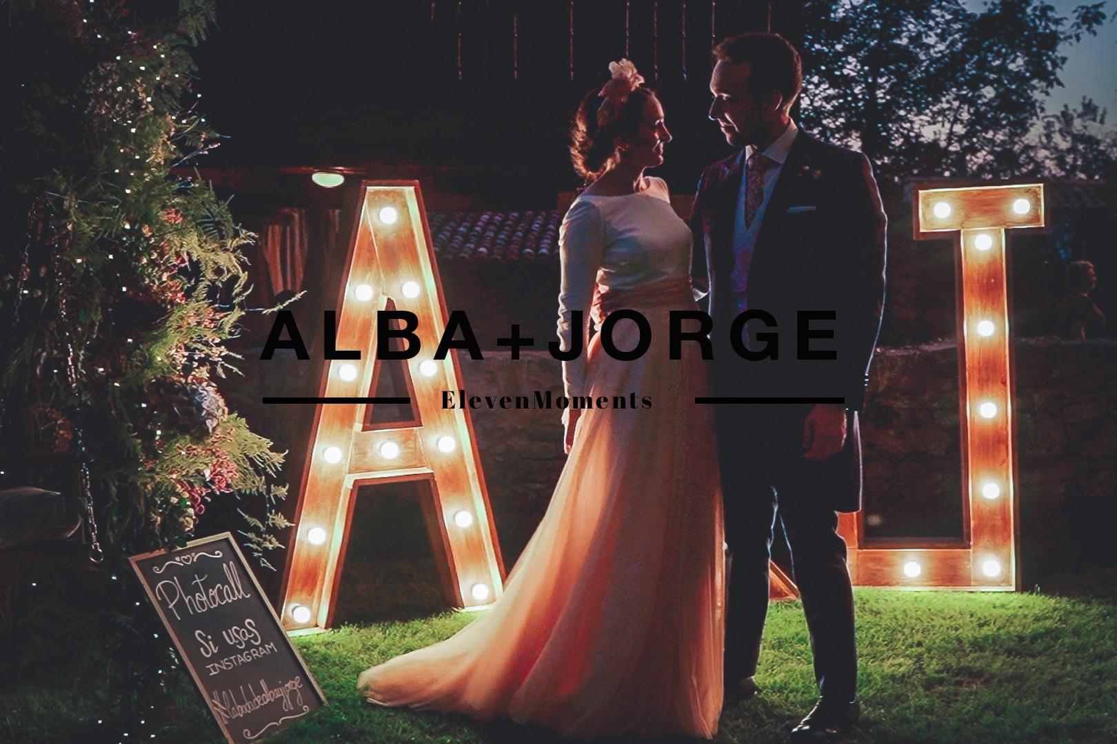 Alba+Jorge : videos de boda : Eleven Moments - david fernandez- palacio de meres - lorena carbajal - barbareando - bodas en asturias - marcos luengo - videografo - flores el invernadero