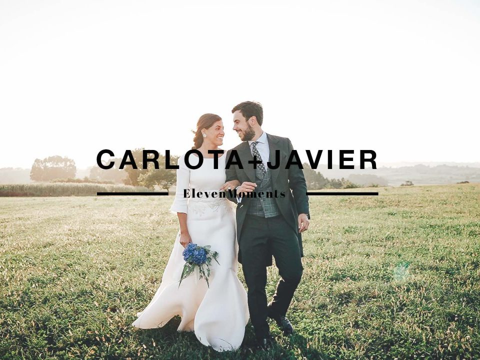 Carlota+Javier : Video de Boda : Eleven Moments Alejandra Ortiz Huerta de Cubas Wedding Planner destination wedding bodas en Cantabria